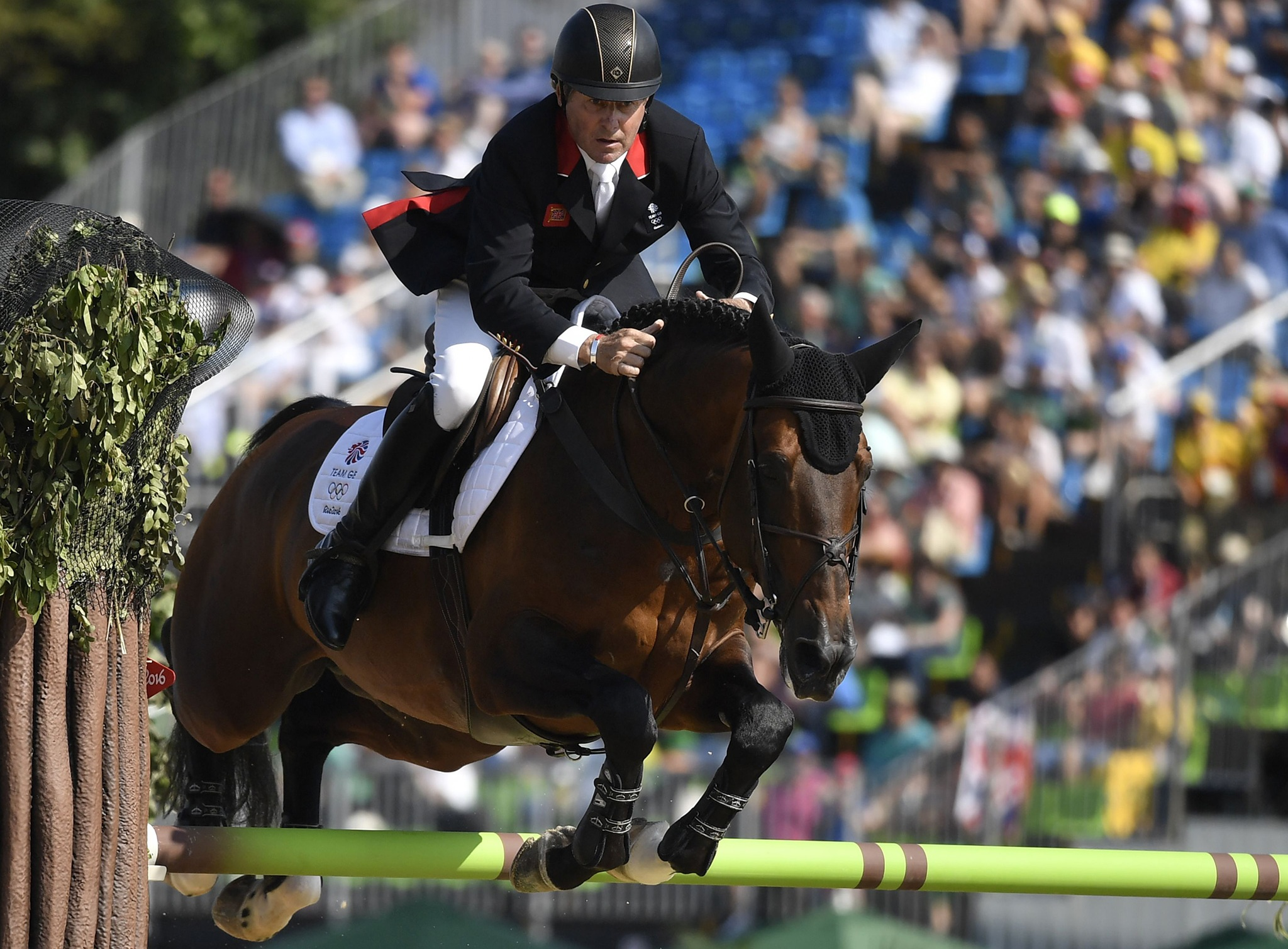 Olympic Games 2016 Jumping Individual