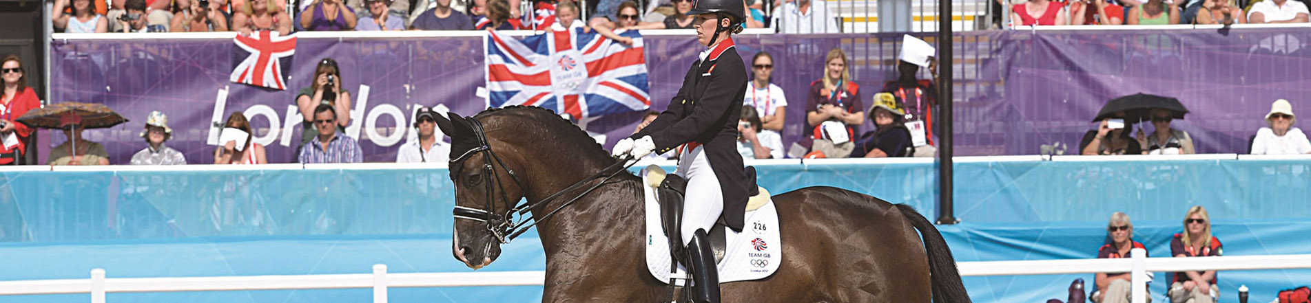 Olympic Games 2016 Dressage